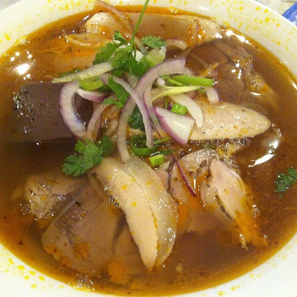 Bún Bò Huê' @ Co Do Vietnamese Restaurant