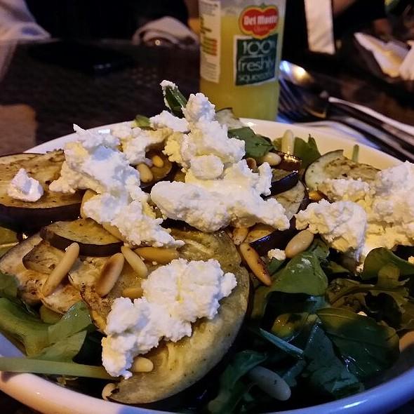 Eggplant Salad @ HEAT Cafe & Grill