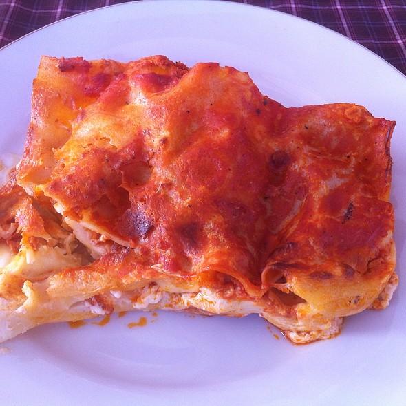 Lasagne @ Gusto Italiano