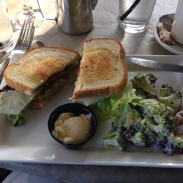 Whistle Stop Blt - Storie Street Grille, Blowing Rock, NC