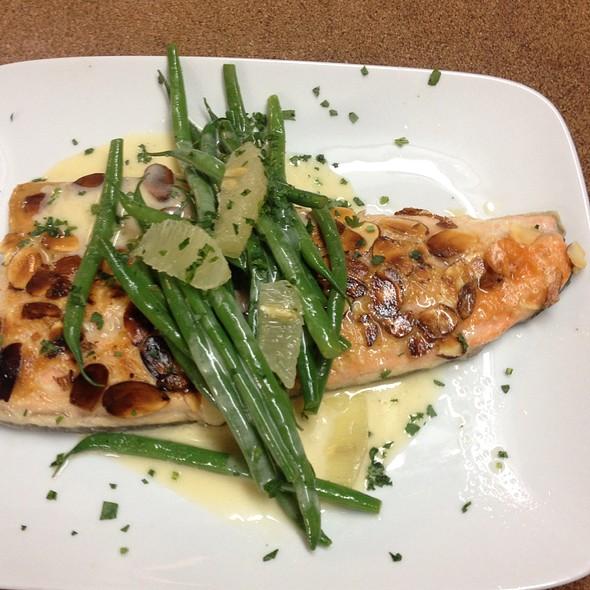 Rocky Mountain Trout Filet - New Yorker Restaurant, Salt Lake City, UT