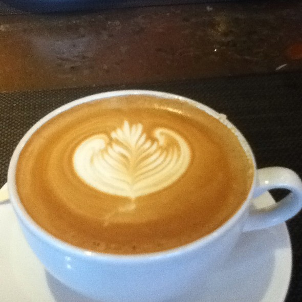 Latte - AKASHA, Culver City, CA