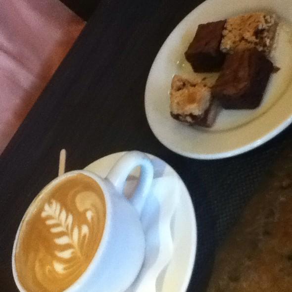Cappuccino - AKASHA, Culver City, CA