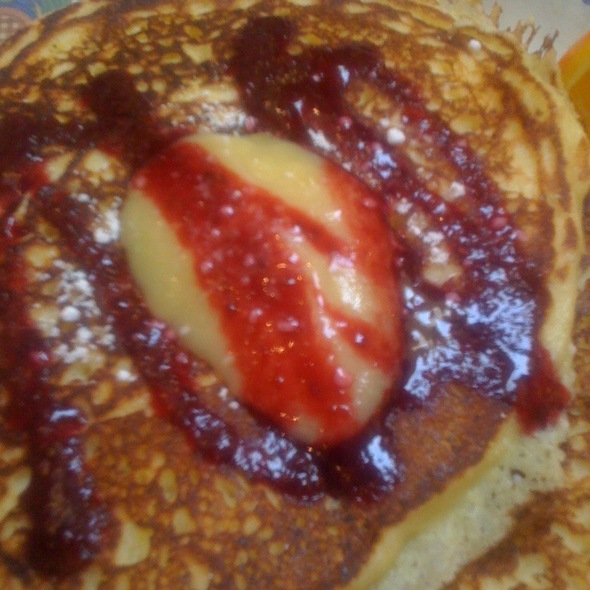 Miracle Pancakes @ Zazie