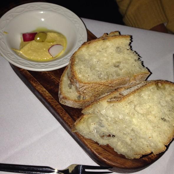 Hummus And Fresh Bread - Estia - Philadelphia, Philadelphia, PA