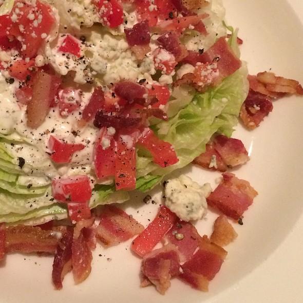 Wedge Salad @ Luciano's Ristorante Italiano