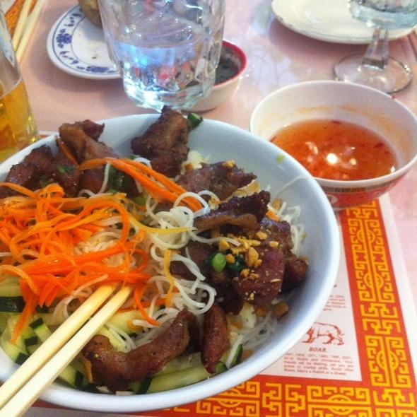 Vietnamese Grilled Pork @ Phan's Garden