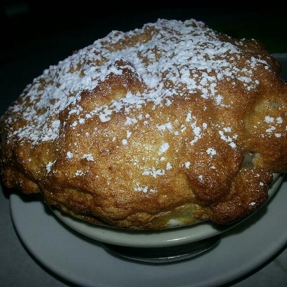 Banana Pudding @ County Grill & Smokehouse