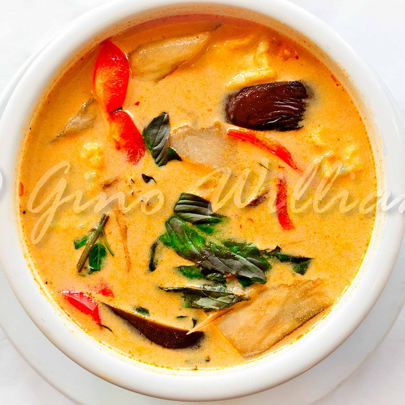 Coconut Curry Soup  - Pasteur, Chicago, IL
