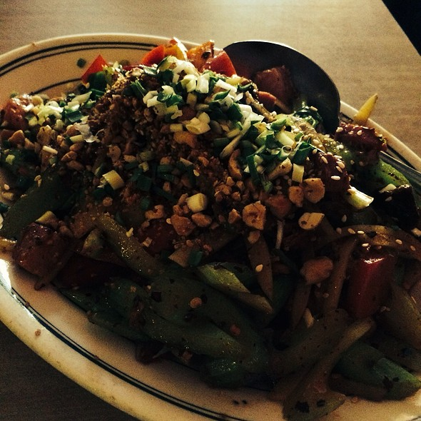 Kung Pao Pastrami @ Mission Chinese Food