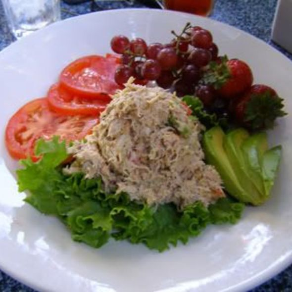 Crab Salad @ Cafe Orleans (Disneyland)