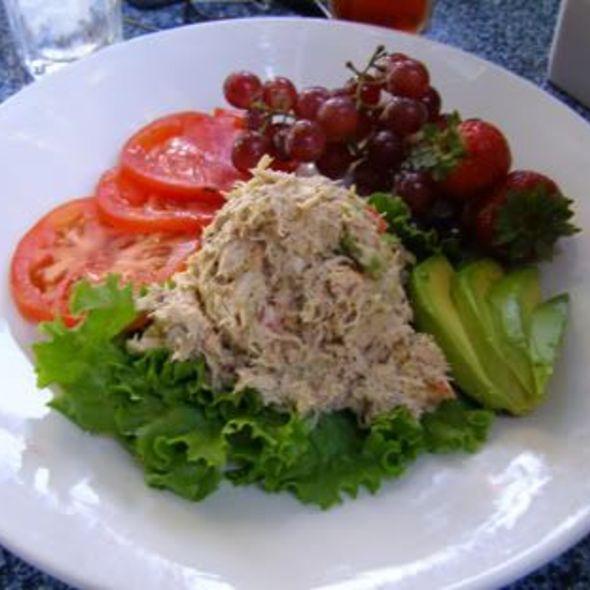 Crab Salad @ Cafe Orleans (Disneyland)
