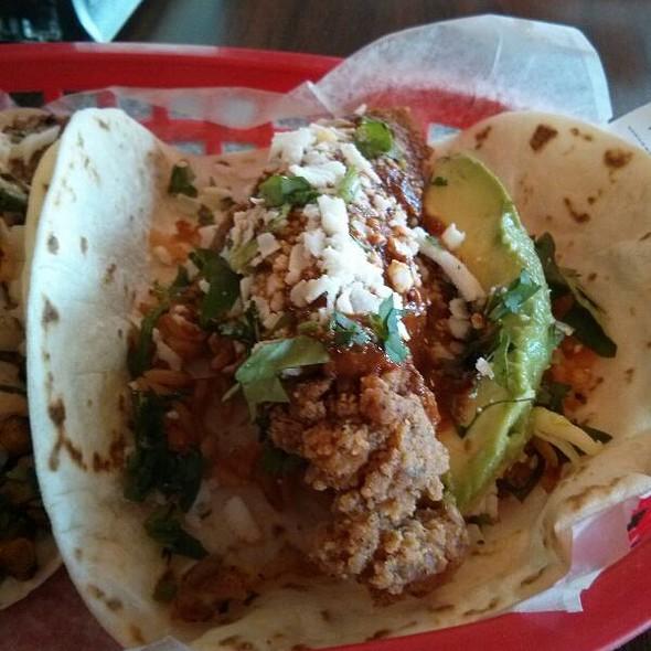 Turkey Mole Taco @ Torchy's Tacos