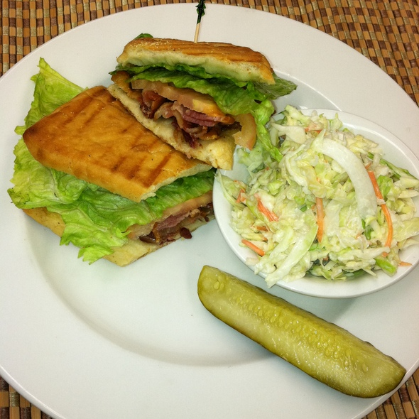 BLT @ The Hungry I