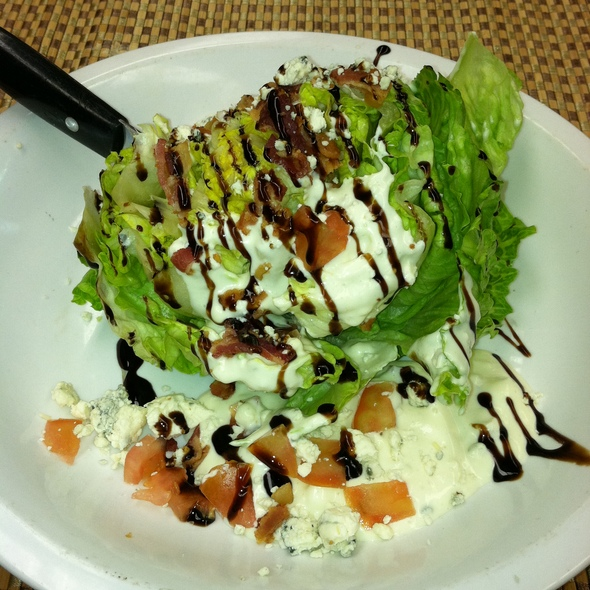 Wedge Salad @ The Hungry I