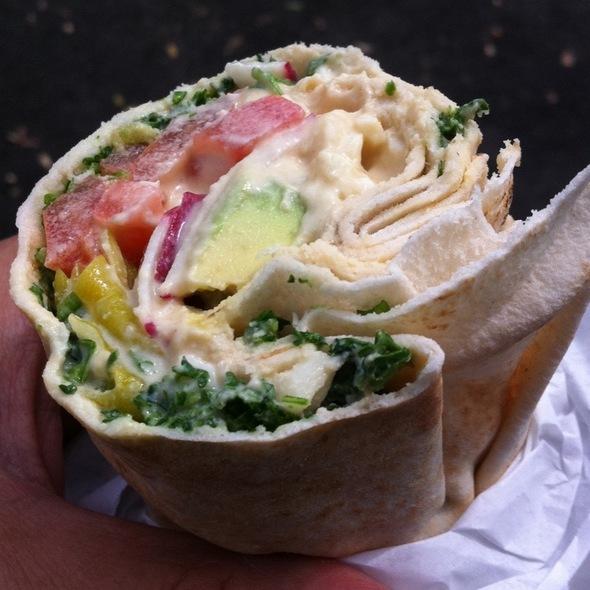 veggie delight sandwich @ Tarzana Armenian Deli
