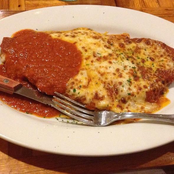 Veal Parmagiana @ Carlo's Restaurant