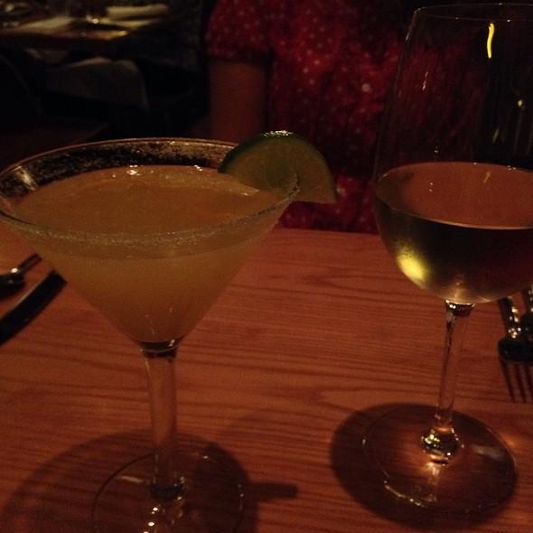 Spicy Pineapple Marquarita - Roots Restaurant and Bar, Camas, WA