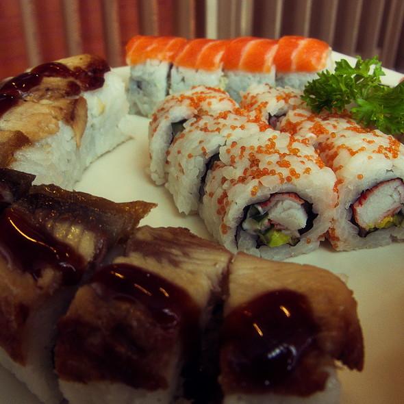 Sushi @ Poke Sushi - Grand Indonesia