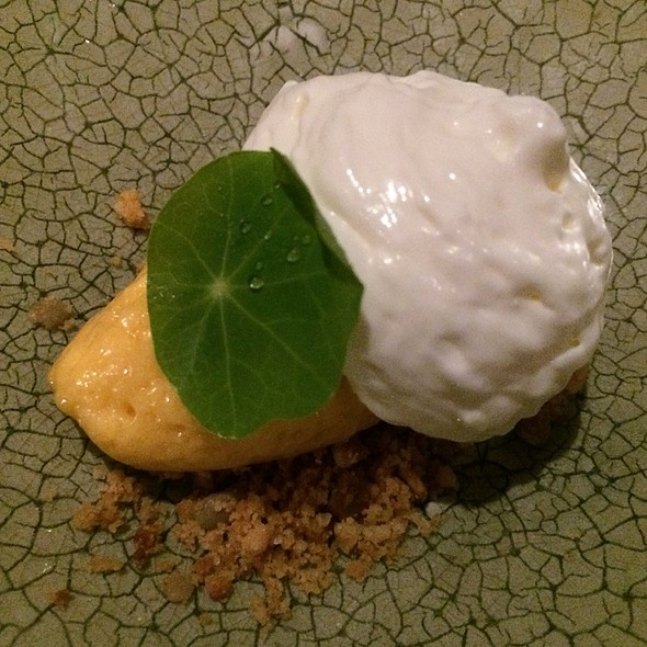 Persimmon, Birch Cream
