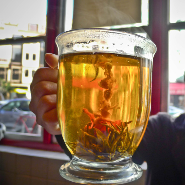 Blooming Tea @ House of Nanking