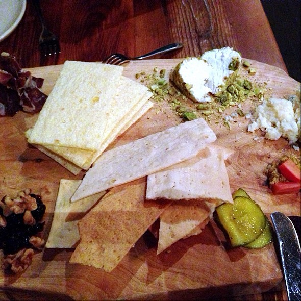 Cheese and Meat Plate - Laundry, Steamboat Springs, CO