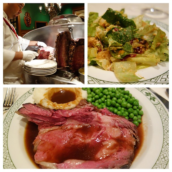 Prime Rib - Lawry's The Prime Rib - Beverly Hills, Beverly Hills, CA