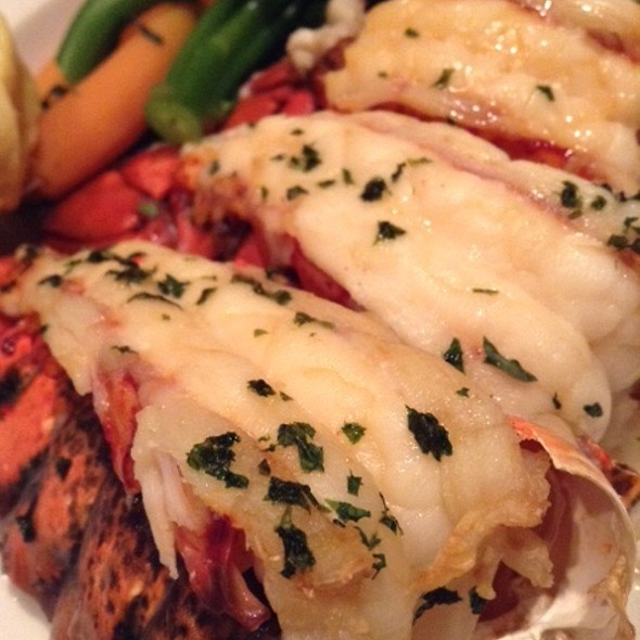 Atlantic Lobster Tails - Lawry's The Prime Rib - Beverly Hills, Beverly Hills, CA
