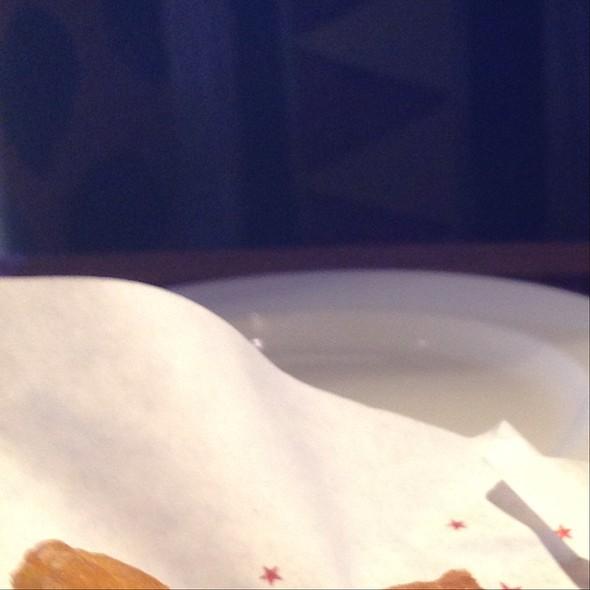 Bratwurst Bites @ Red Robin Gourmet Burgers