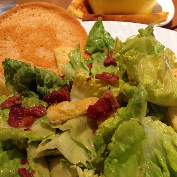 Caesar Salad @ Love Shack