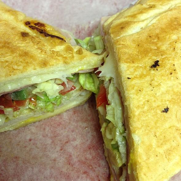 Classic @ Crazy Cuban Sandwich West side Midtown