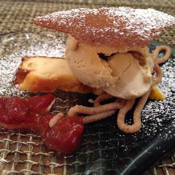 Assiette À Dessert @ Coulis