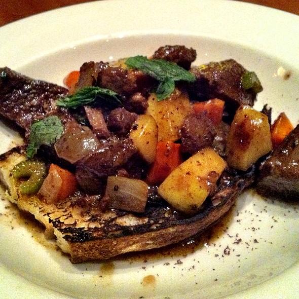Peposo-Tuscan Beef Stew @ Incanto