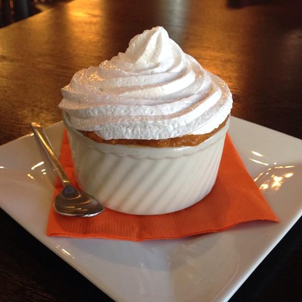 Pumpkin Spice Tres Leche Cake @ Bien Salsa