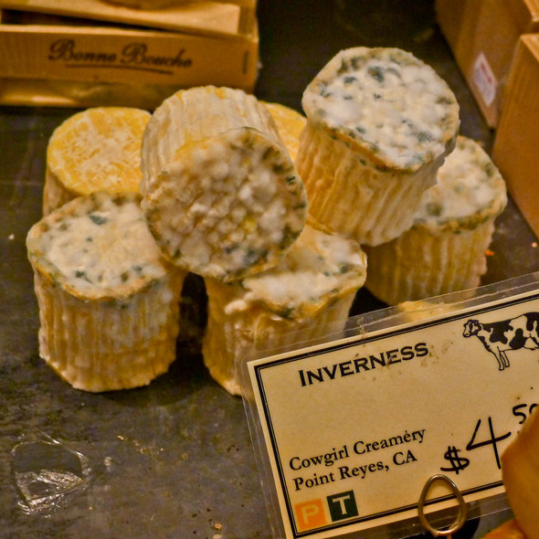Inverness Cheese @ Cowgirl Creamery Artisan Cheese Shop
