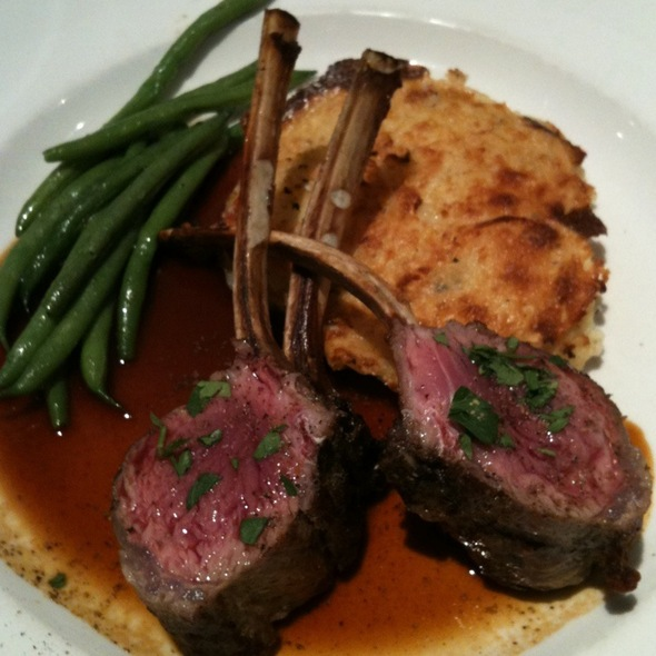 Rack of Lamb - Fringale, San Francisco, CA