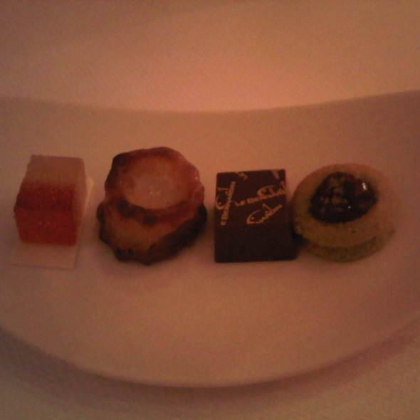 Petit Fours @ Le Bernardin Restaurant