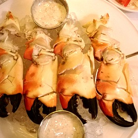 Florida Stone Crab Claws - Scape American Bistro, St. Louis, MO