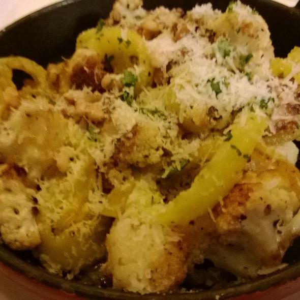 Carmelized Cauliflower