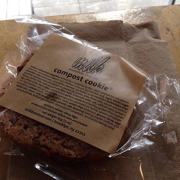 Compost Cookie @ Momofuku Milk Bar