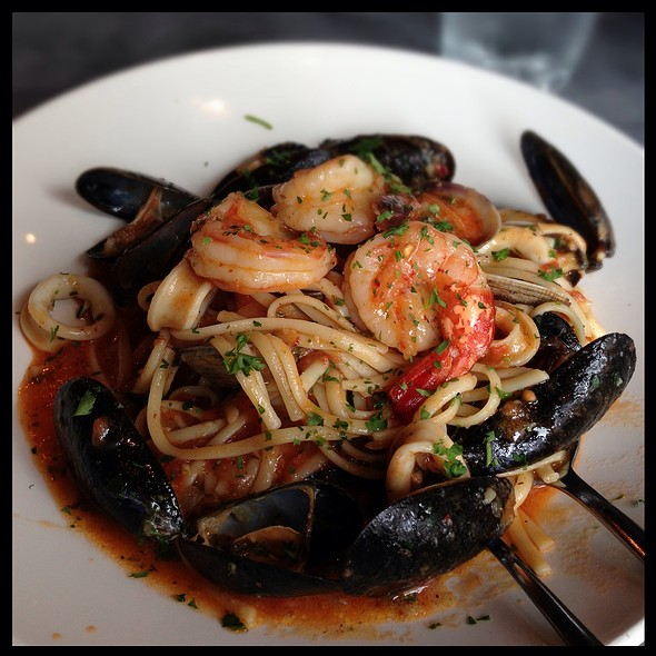 Fruitti Di Mare - Allegro Italian Kitchen - Downtown, Edmonton, AB