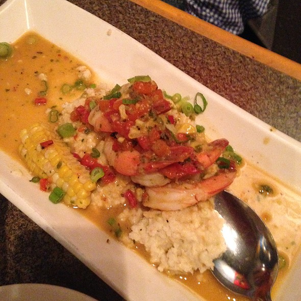 Shrimp and Grits - Lopez Southwest Kitchen, Cleveland Heights, OH