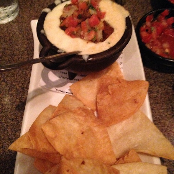 Goat Cheese Queso Fundido - Lopez Southwest Kitchen, Cleveland Heights, OH