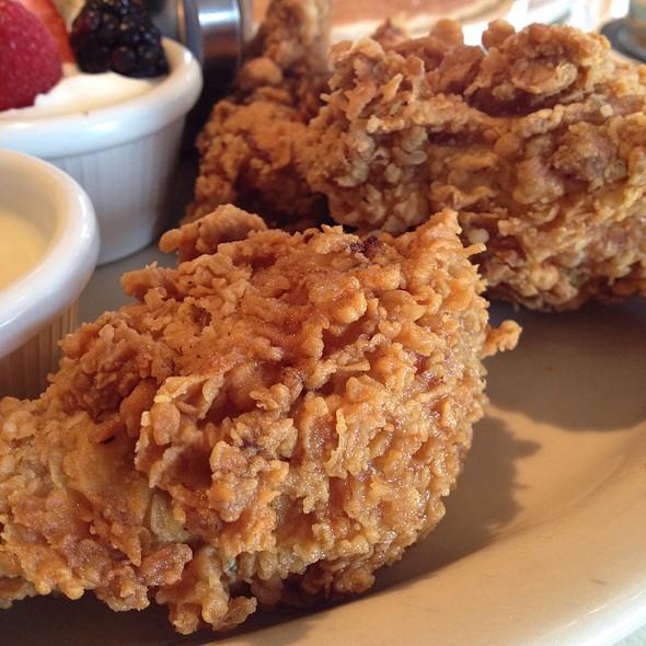 fried chicken @ Oddfellows