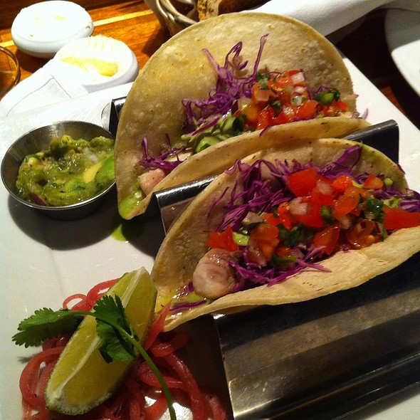 fish tacos @ walnut creek yacht club