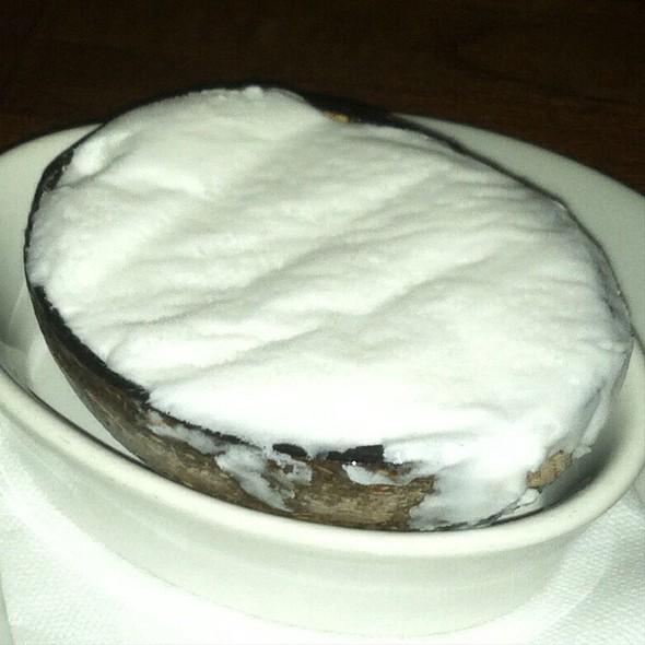 Coconut Sorbet @ Riva Cucina