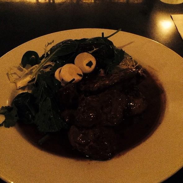 Pan Seared Chicken Livers @ Serpentine