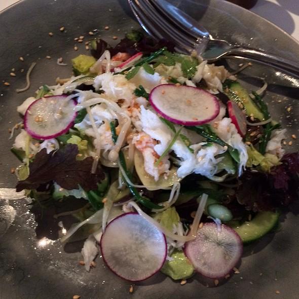 Crabmeat salad @ Donovans