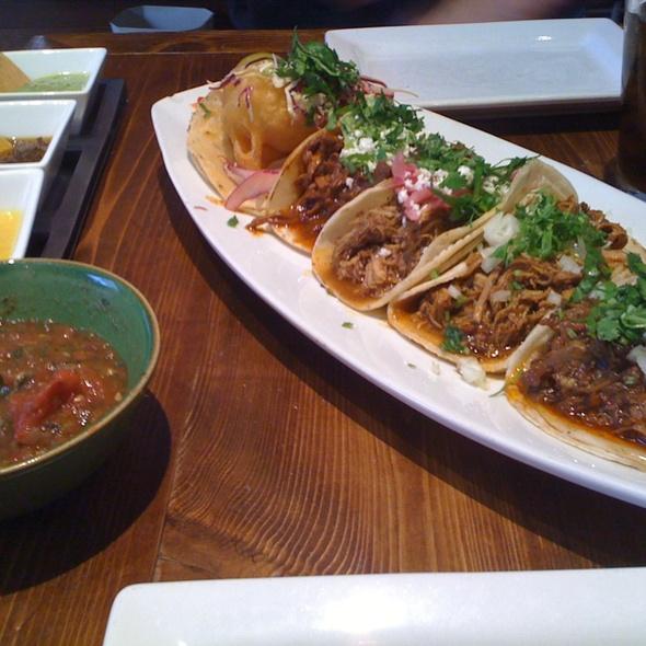 Guajillo-Braised Beef Short-Rib Taco @ Tacolicious