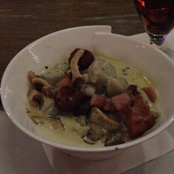 Truffle Gnocchi & Meatballs - MoonShine - Modern Supper Club, Millburn, NJ